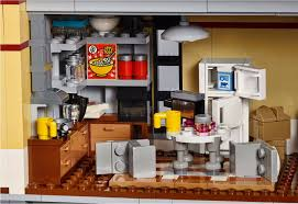 Lego Headquarters Our First Look Inside The Lego Ghostbusters Firehouse Hq Reveals