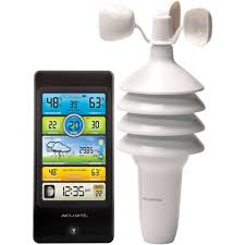 acurite pro color weather station with wind speed walmart com