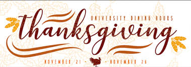 thanksgiving 2017 hours dining services