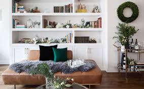 home polish holiday decorating w homepolish olivia palermo