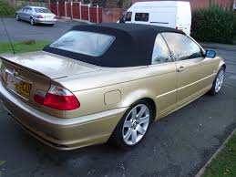 bmw 320ci convertible 2000 bmw 320ci convertible e46 related infomation specifications