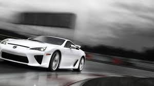 lexus lfa for price lexus lf a v 10 powered supra successor roadshow