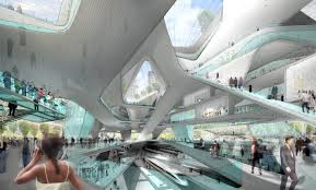 penn station re imagined archdaily