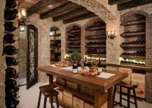 Wine Tasting Table Connoisseur U0027s Delight 20 Tasting Room Ideas To Complete The Dream