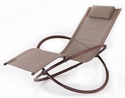 Anti Gravity Lounge Chair Bellezza Folding Orbital Zero Gravity Recliner Brown Our Rating