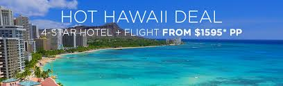 hawaii package deals