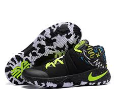 nike kyrie 2 shoes black red shoes