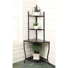 garden u0026 landscaping beautiful vintage wrought iron rack for