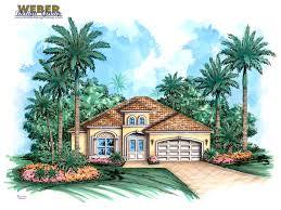 caribbean house plans home weber design group sugar loaf model