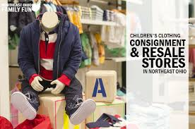 consignment stores children s consignment resale shops of northeast ohio