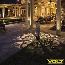 Bollard Landscape Lighting Volt Lighting Announces New Line Of Outdoor Decorative Led