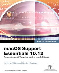 macos support essentials 10 12 apple pro training series