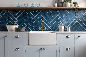 wall tiles for white kitchen cabinets kitchen wall tiles ideas for every style and budget