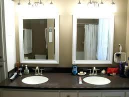 bathroom mirror with lights behind u2013 paperobsessed me