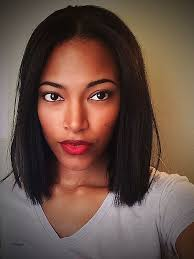 bob hairstyle with part down the middle bob hairstyle middle part bob hairstyles luxury middle part bob