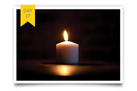 light a candle for someone light a candle in remembrance of someone you love advent day 17