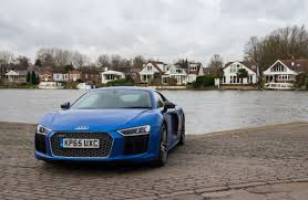Audi R8 V10 - audi r8 v10 plus 2016 review praktisch durch technik pocket lint