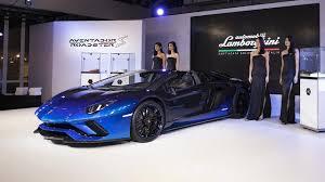 lamborghini 2018 aventador 2018 lamborghini aventador s roadster