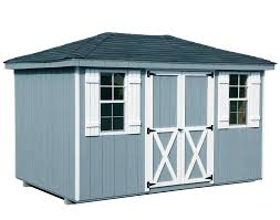 dura temp siding hip roof style sheds sheds by siding