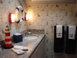 Nautical Bathroom Decor Ideas 41 Best Nautical Beach Bathroom And Decor Images On Pinterest