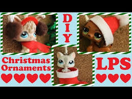 diy lps ornaments littlest pet shop