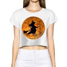 online get cheap halloween crop top aliexpress com alibaba group