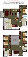 saratoga springs 3 bedroom villa floor plan scifihits com