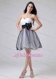 white 8th grade graduation dresses and black eighth grade graduation dresses with sash and ruche