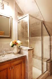 Small Attic Bathroom Sloped Ceiling by 10 Best Bathroom Ideas Images On Pinterest Attic Bathroom