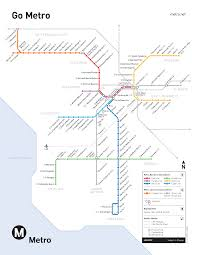 Map Los Angeles Metro Map Of Los Angeles U2014 Critical Commons