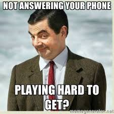Answer Phone Meme - why don t you answer your phone
