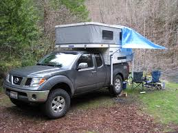 nissan titan camper pop up canopy nissan frontier forum