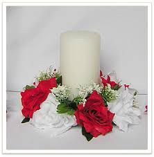 wedding center wedding centerpieces wedding candle rings and holders wedding