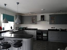 grey kitchen units with black granite worktops kitchen colours white cupboards black surface or grey