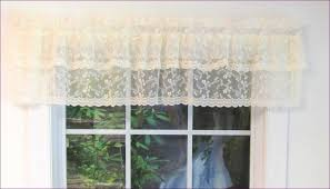 French Kitchen Curtains by Living Room Sheer Curtains Target Priscilla Ruffled Drapes