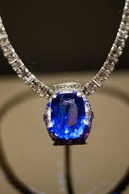 jewelry blue sapphire necklace images Bismarck sapphire necklace 98 6 carats burma the deep blue jpg