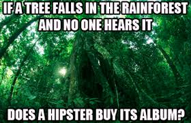 Tree Meme - tree rainforest fall hipster buy album meme cilisos current