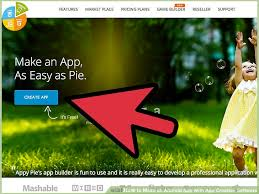 make an android app how to make an android app with app creation software