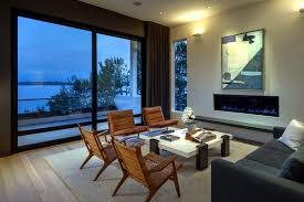 home interior shows house in seattle shows fabulous views of the washington