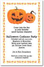 Halloween Costume Party Invitations Kids Halloween Invitations Kid U0027s Halloween Birthday Invitations
