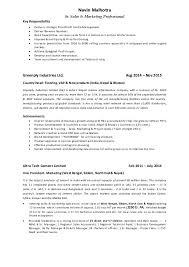 sales and marketing resume marketing cv example marketing cv