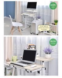 stylist minimalist computer laptop table u2013 gracious treasures