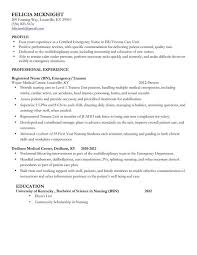 New Graduate Resume Examples by Nursing Student Resume Example Best Resume Collection