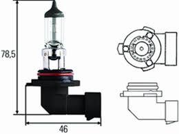 amazon com hella 9006 hb4 12v bulb automotive