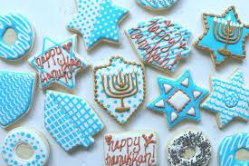 chanukah cookies cookie chanukkah delice bakery