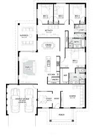 room floor plans exquisite living plan family avaulted house