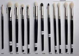 eye brushes u2013 hakuhodo guidelines u2013 sweet makeup temptations