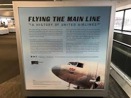 cool new united airlines museum exhibit at sfo live and let u0027s fly