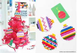 strijkkralen kerst wordt wel heel kleurrijk