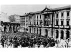 Eibar. En la Proclamación de la Segunda República